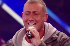 X-Factor UK: Tímido hombre sorprende al mundo con tremendo talento- Video