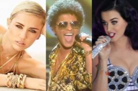 Billboard Awards 2014: Los nominados a 'Mejor Artista'