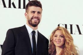 Billboard 2014: Shakira lanza apasionado beso a Gerard Piqué