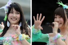 Fan ataca con motosierra a dos cantantes japonesas de banda AKB48