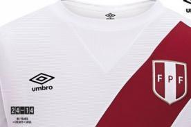 Amistoso Perú vs Suiza: Conoce la nueva 'mica' de la selección nacional [Foto]