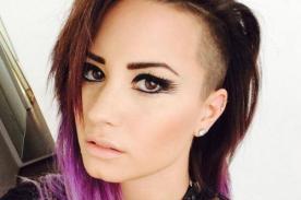 Demi Lovato revela en inspirador discurso que su abuelo era gay