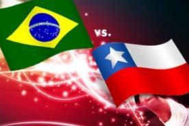 Brasil Vs Chile ATV En Vivo – Mundial Brasil 2014 (Hora Peruana)