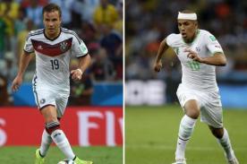 Minuto a minuto Alemania vs Argelia (2-1) – Mundial Brasil 2014 – ATV En Vivo