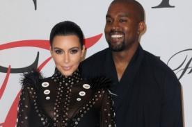 ¿Kim Kardashian y Kanye West esperan gemelos?