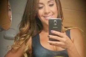 Instagram: ¡Dorita Orbegoso se deja tocar todita de espaldas por Alexander Geks! - VIDEO
