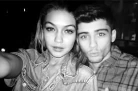 Instagram: ¡Zayn Malik se muestra muy cariñoso con Gigi Hadid!