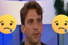 Antonio Pavón llora por viaje de su hijo Antoñito a Estados Unidos - FOTO