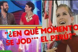 Brunella Horna aspira a congresista y Gigi Mitre la humilla con una sola frase - FOTO