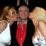 Hugh Hefner: La monogamia no es natural