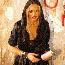 Lindsay Lohan se vuelve una chica rebelde en nuevo video musical