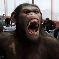 Rise of the Planet of the Apes vence a los Pitufos en la taquilla