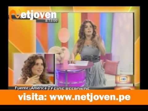 Johanna San Miguel no quiere a Mónica Cabrejos en el canal 4