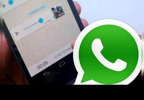 Whatsapp: ahora puedes escuchar tu audio antes de enviarlo