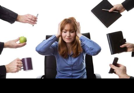 5 consejos para evitar el estrés laboral