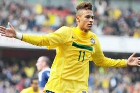 Neymar, elegido el mejor jugador de América