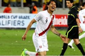 Gol del Perú vs Nigeria (1-0) - Amistoso Internacional - Video