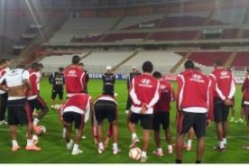 Perú vs Colombia: Selección nacional reconocerá hoy estadio Nacional