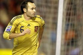 Euro 2012: Iniesta dijo que no debieron sufrir tanto ante Croacia