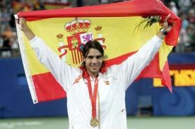 Juegos Olímpicos: Rafael Nadal llevará la bandera de España