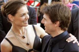 Tom Cruise está devastado por solicitud de divorcio de Katie Holmes