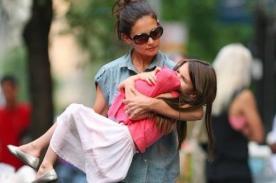 Katie Holmes está desinteresada en recibir dinero de Tom Cruise