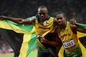 Londres 2012: Usain Bolt ganó el oro en 200 metros planos y es leyenda