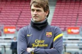 Barcelona: Tito Vilanova fue suspendido dos fechas