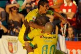 Paolo Hurtado fue figura en triunfo 1-0 de Pacos Ferreira