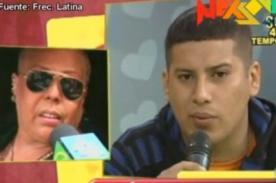 Lucía de la Cruz insulta a Luisito Caycho en 'Amor, Amor, Amor' - Video