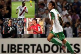 Sporting Cristal: Arroé, Chiroque, Penny y Kahn para la Libertadores 2013