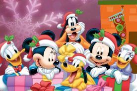 Navidad 2012: Imágenes navideñas de Disney para Facebook
