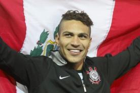 Corinthians campeón mundial de clubes: Guerrero es condecorado por Platini