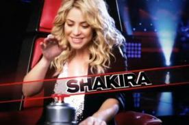 Shakira y Usher se lucen en nuevo spot promocional de The Voice