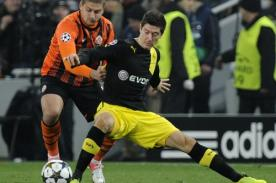 Borussia Dortmund vs Shakhtar Donetsk en vivo (3-0) por Fox Sports -Champions League