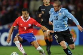 Video: Goles del Chile vs Uruguay (2 - 0) - Eliminatorias Brasil 2014