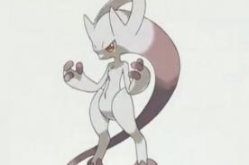 Pokémon X Pokémon Y: Difunden cambio que sufriría Mewtwo