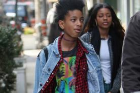 Willow Smith estrena radical cambio de look