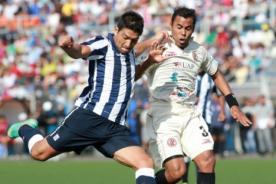 En vivo: Alianza Lima vs UTC (1-0) Minuto a Minuto - Descentralizado 2013