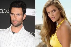 Adam Levine interesado en la bella modelo Nina Agdal