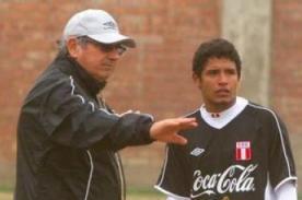 Sergio Markarián: Reimond Manco será convocado en julio