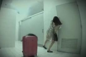 Video: Espeluznante iniciativa para promocionar una película de terror