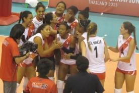 Transmisión en vivo: Perú vs China Taipei - Mundial Sub 18 de Vóley