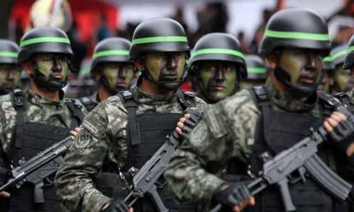 Transmisión en vivo: Parada militar 2013 por Canal N - Fiestas Patrias