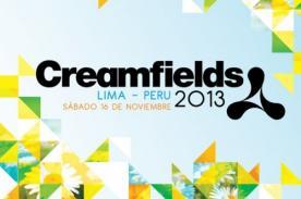 Conoce los DJs que se presentarán en el Creamfields Perú 2013