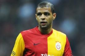 Video: Felipe Melo pudo ocasionar tragedia en el Galatasaray vs Besiktas