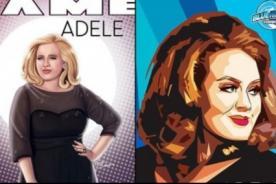 Adele lanza cómic que relata su vida personal - Video