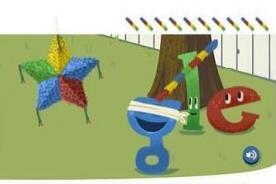 Google: Consigue más caramelos de la piñata con este truco