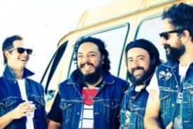 Molotov cancela su concierto en Lima