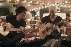 Pedro Suárez Vértiz y Gian Marco reaparecen juntos en spot publicitario - Video